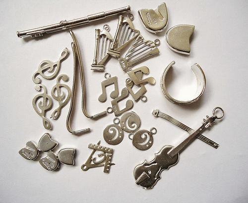 bijoux en argent par Mauro Cateb @FlickR