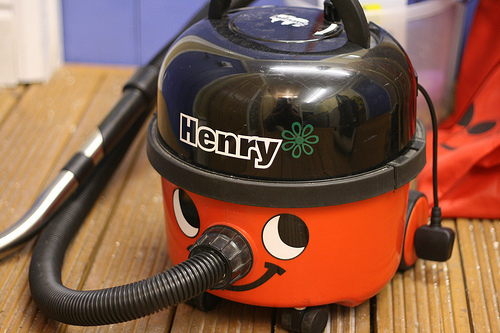 aspirateur par Comedynose -CC-Flickr