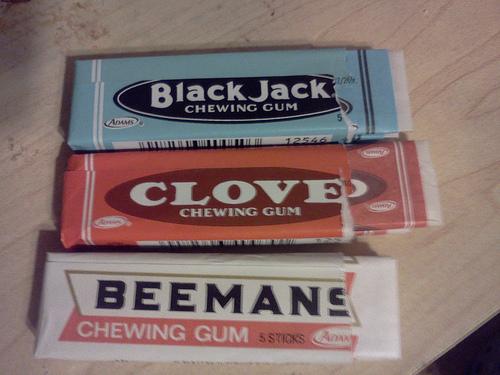 comment enlever du chewing gum sur un jean
