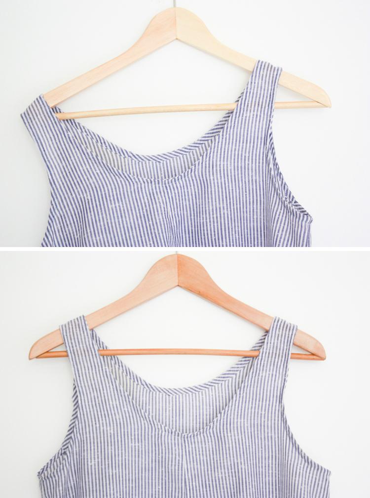 empêcher les vêtements de glisser du cintre 03