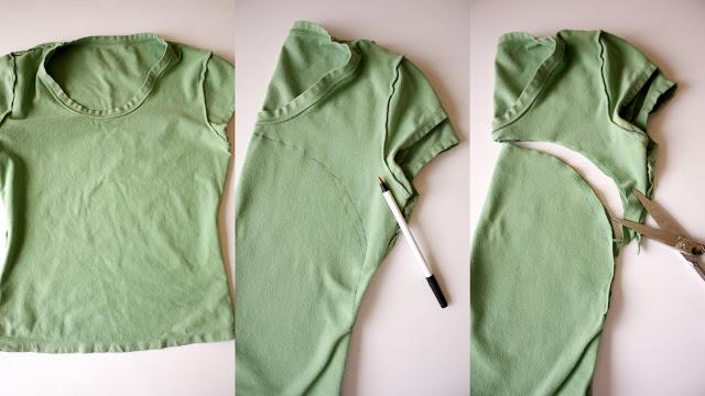 fabriquer un sac en recyclant ses vieux t-shirts 02