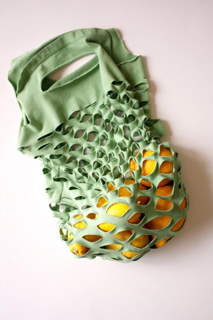 fabriquer un sac en recyclant ses vieux t-shirts 12