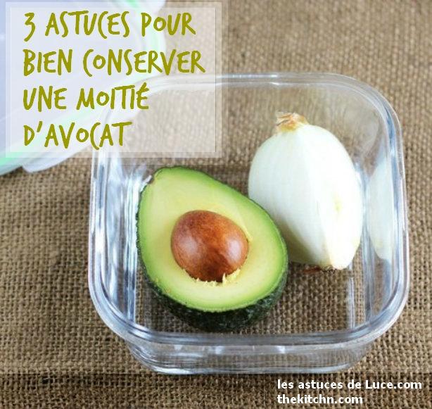 Avocat le fruit les astuces de luce - Comment conserver les oignons ...