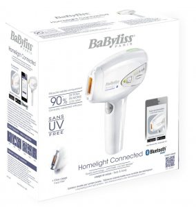 epilateur babyliss homelight