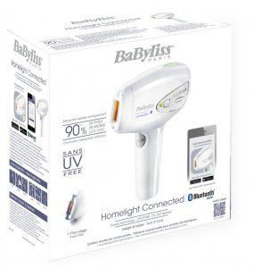 epilateur babyliss homelight