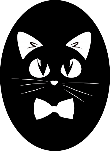 logo collier pour chat